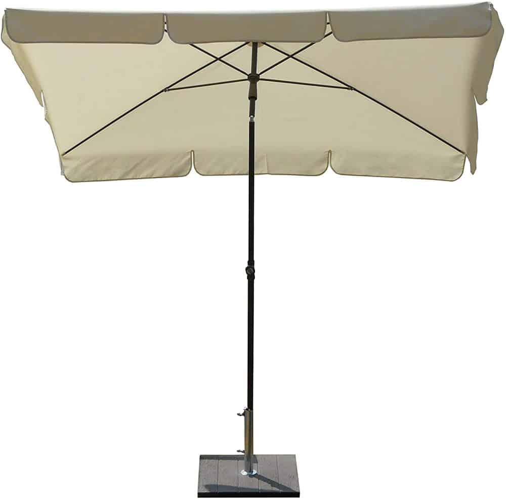 raison pour choisir parasol rectangulaire inclinable