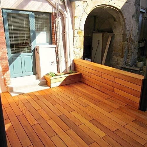 terrasse en bois bien choisir essence en bois