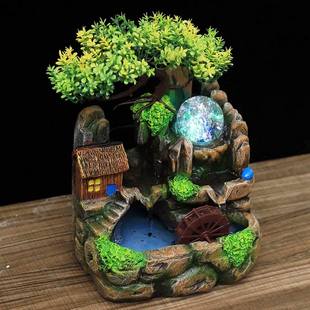 mini-jardin japonais ce dont vous avez besoin
