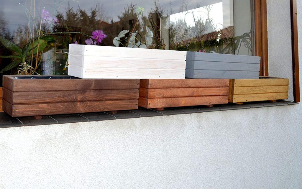 fabriquer une jardinière en bois  consolidation