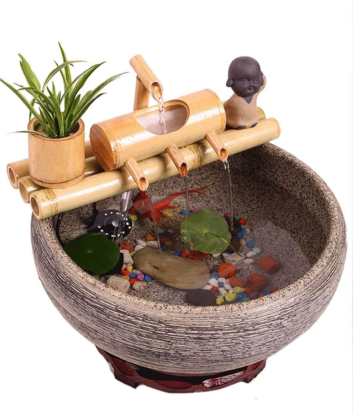 comment faire soi-même mini-jardin japonais