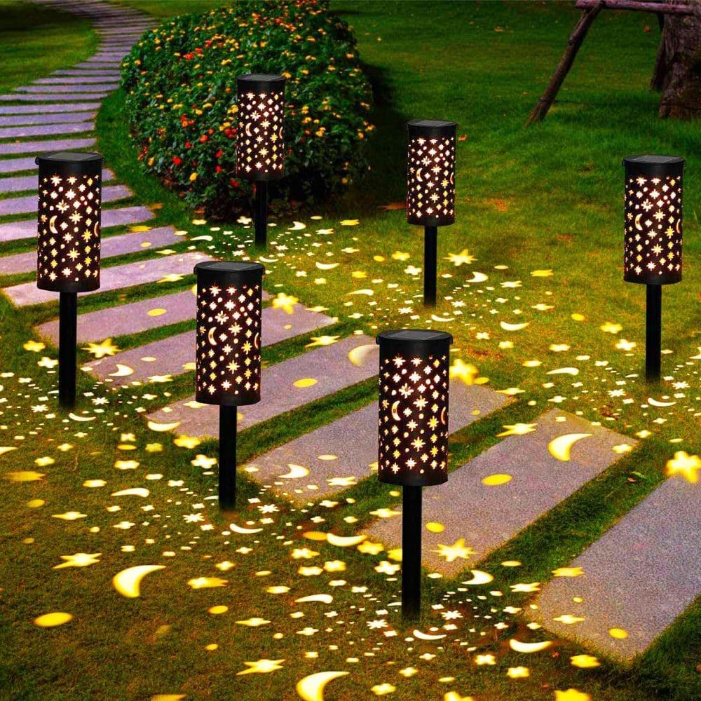 tous savoir sur les lampes solaires de jardin