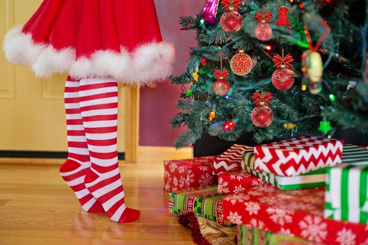 cadeau de Noël fait maison