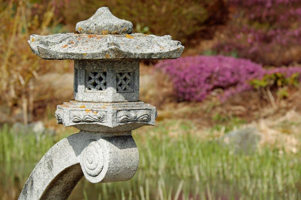 décoration de jardin japonais extérieur les spécificités
