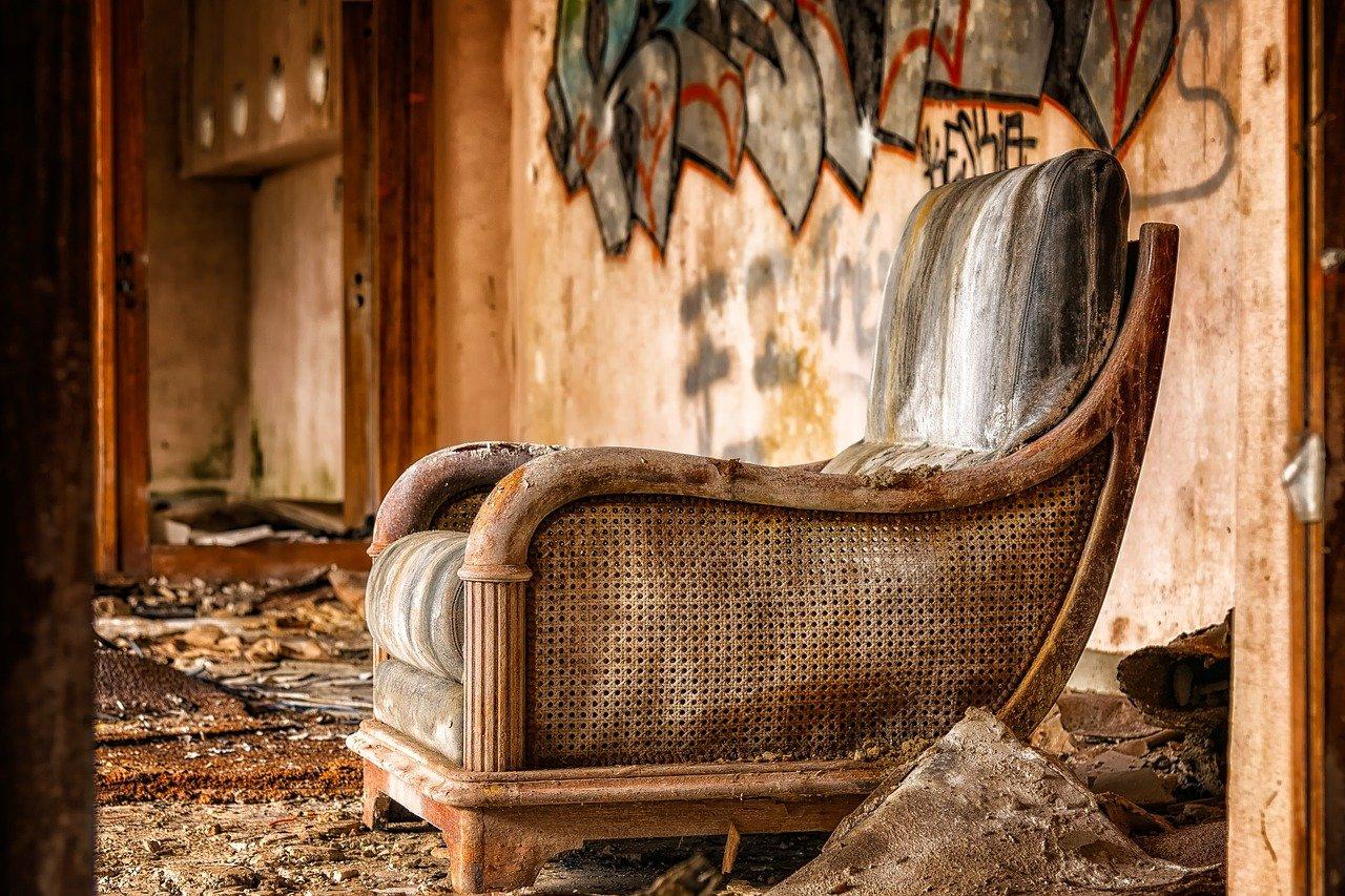 meubles en bois naturel