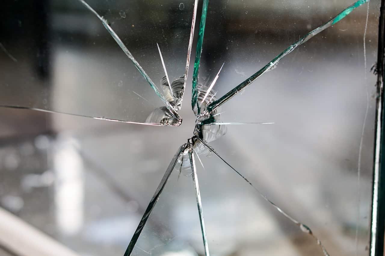 Ouvertures en vitre