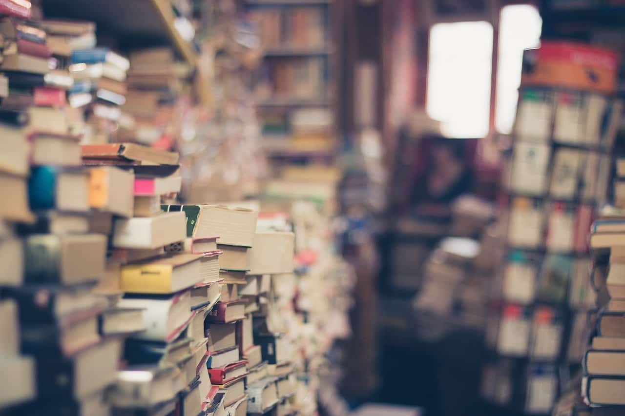 aménager une bibliothèque à la maison