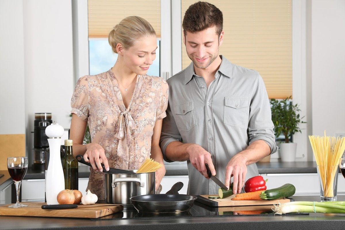 matériels de cuisine en inox