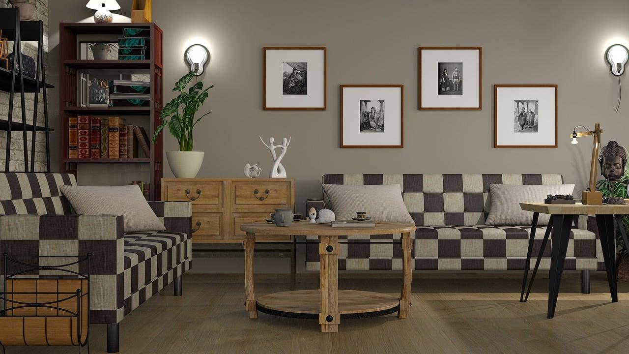 décoration contemporaine