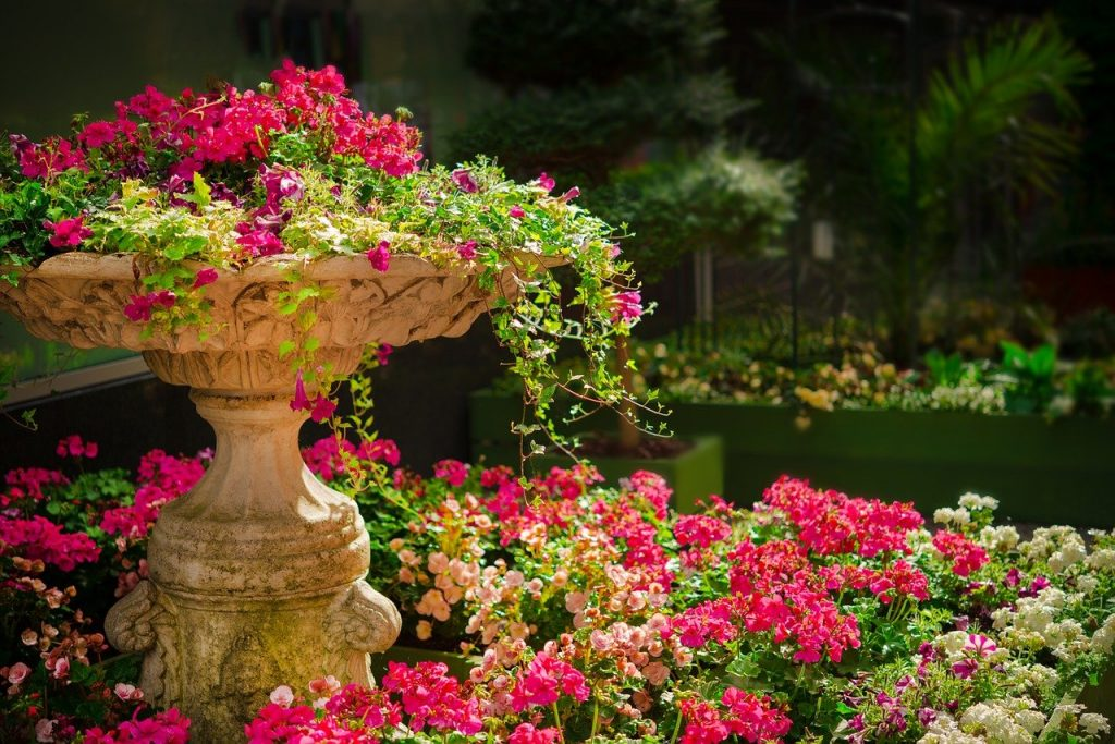 aménager son jardin en bricolant mobilier de jardin