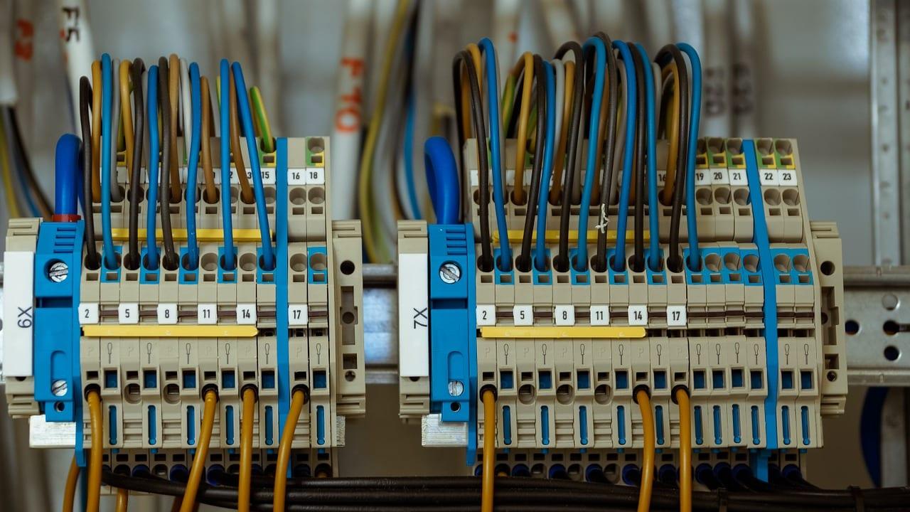 connecteurs de fils électriques