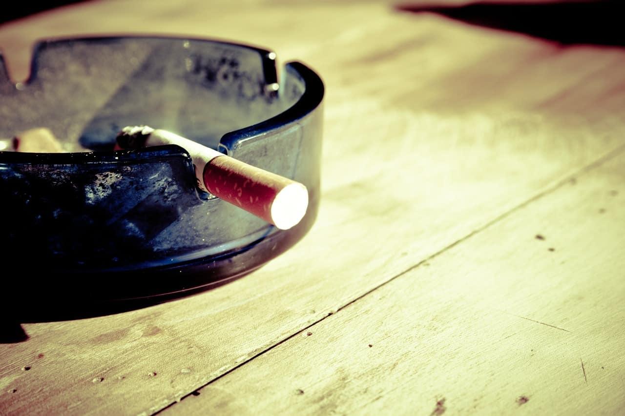 enlever odeur de tabac froid