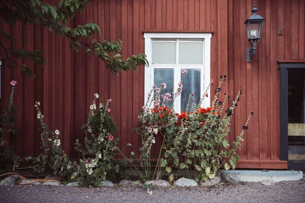 aménagement d'entrée extérieure de maison quelques idées