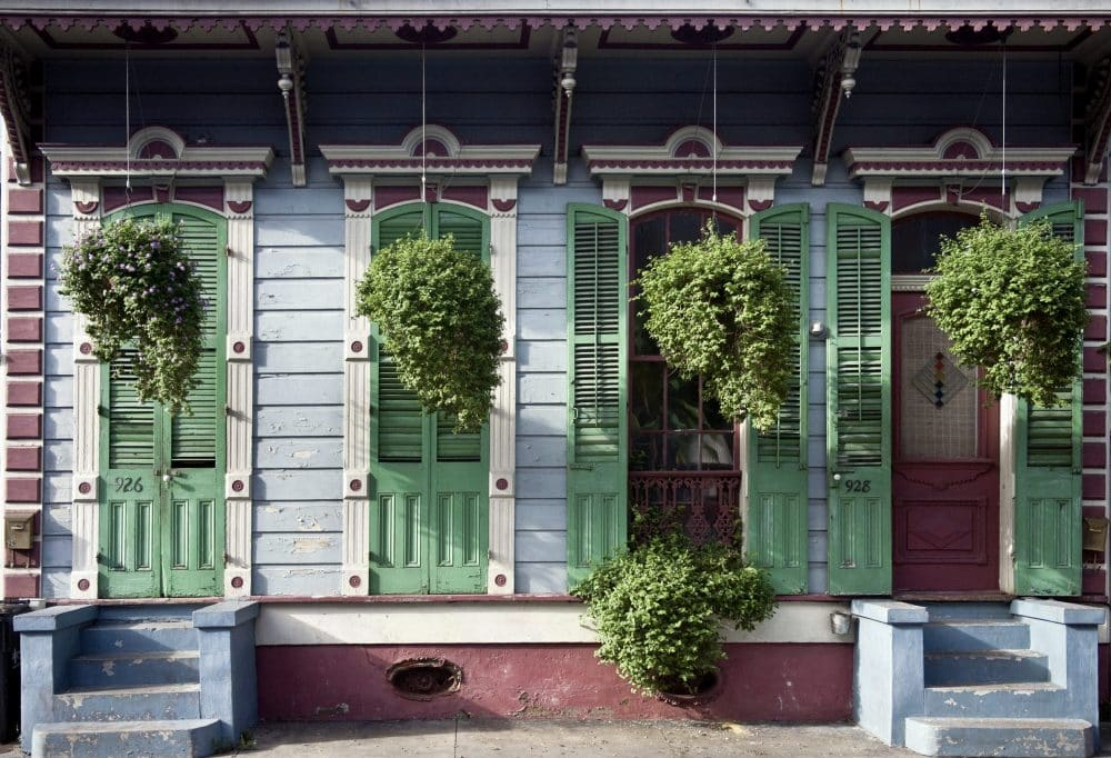 idées aménagement d'entrée extérieure de maison