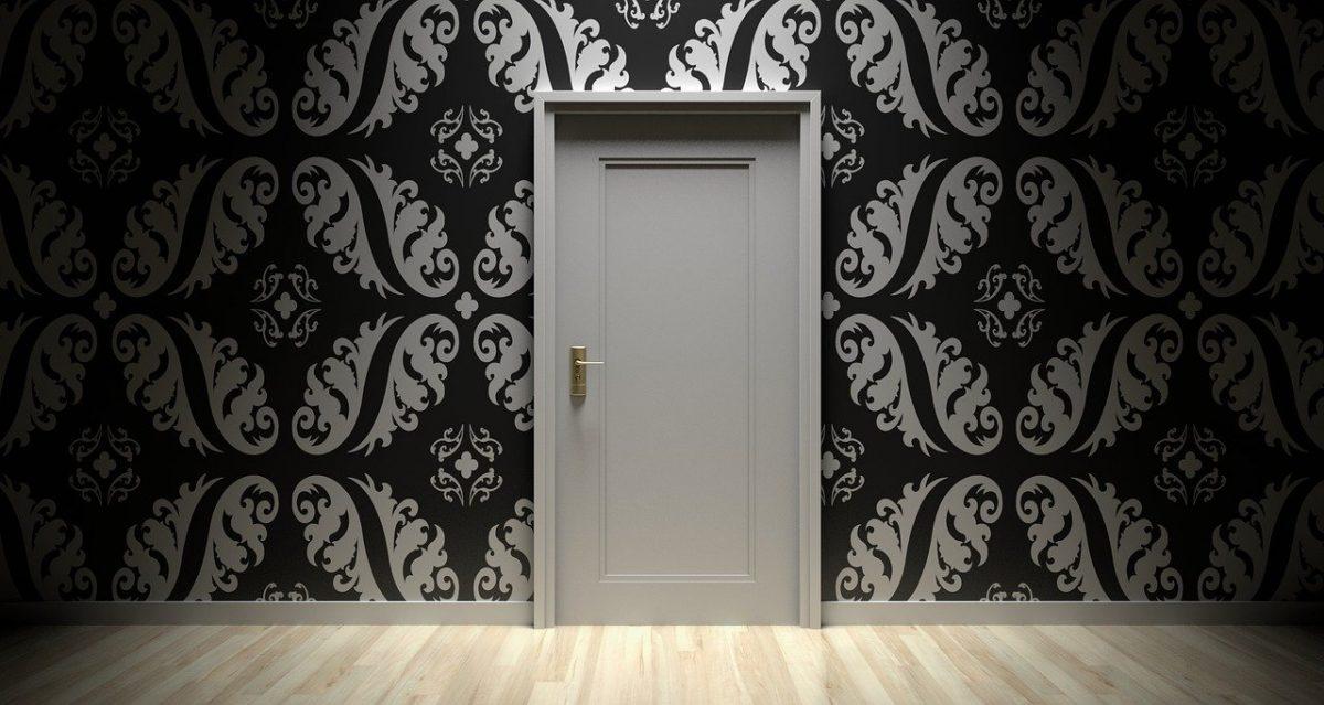 papier peint pour couloir