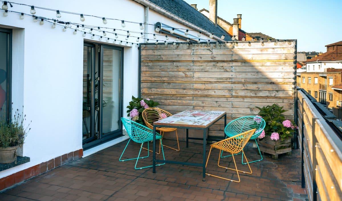 décoration pour bien aménager votre terrasse