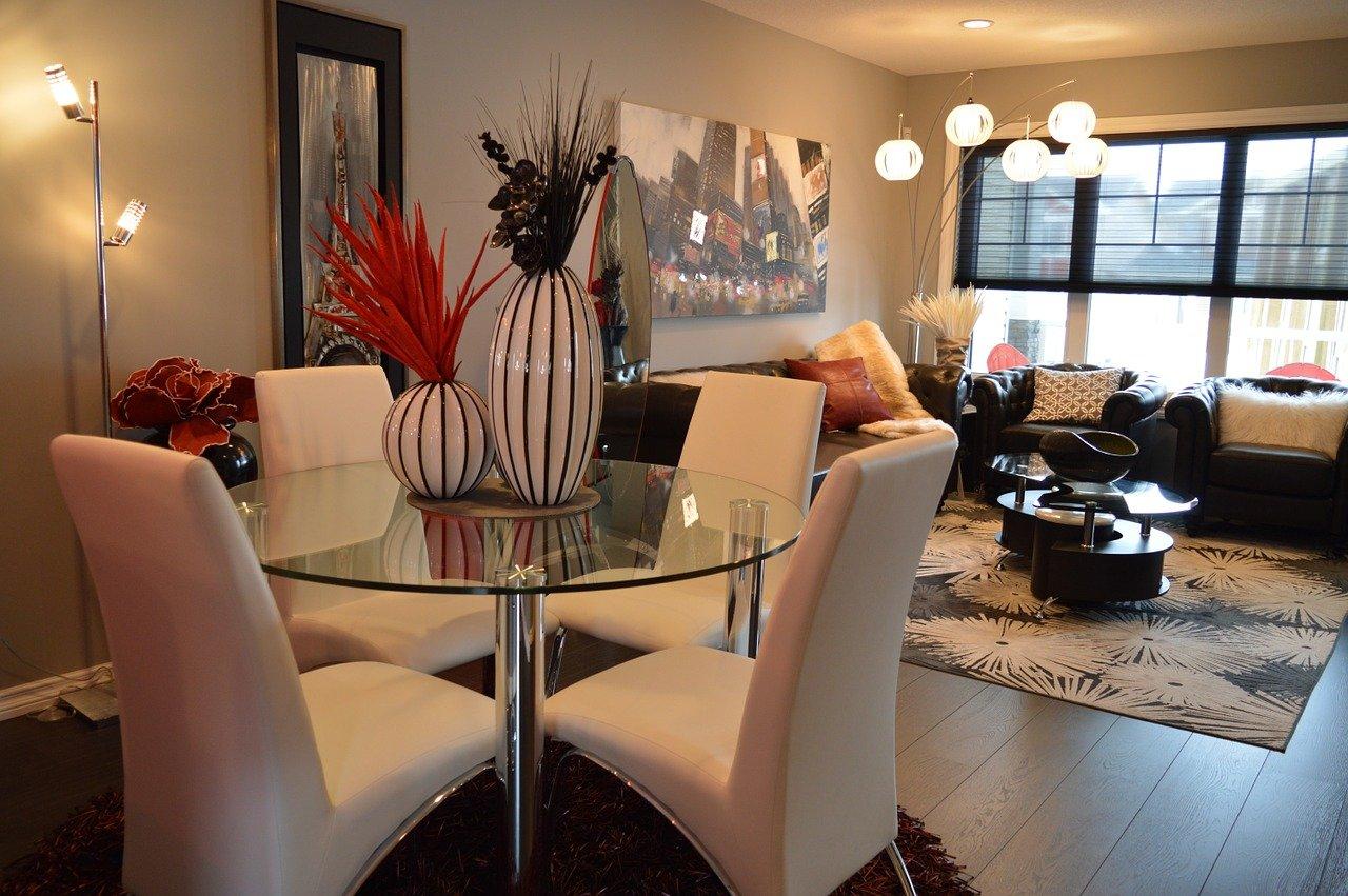 moderniser une salle à manger