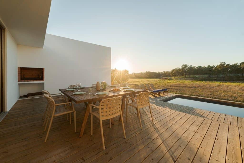 aménager une sublime terrasse pour se détendre et discuter
